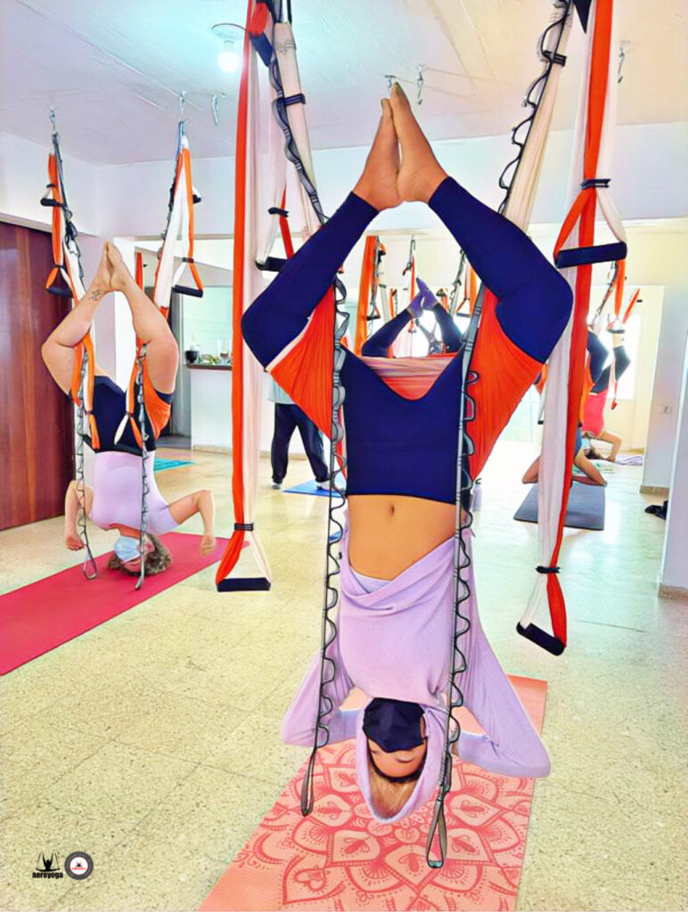 columpio yoga puerto rico
