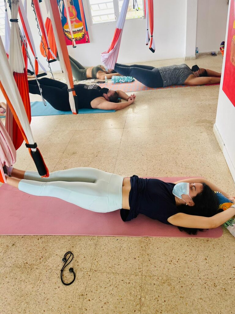 yoga anti estres
