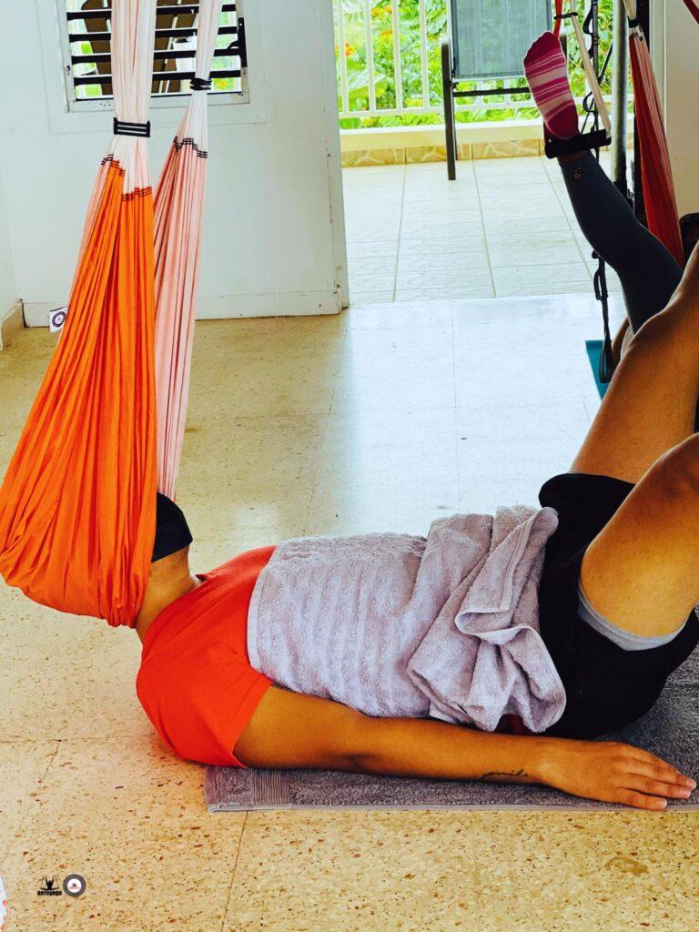 yoga anti estrés