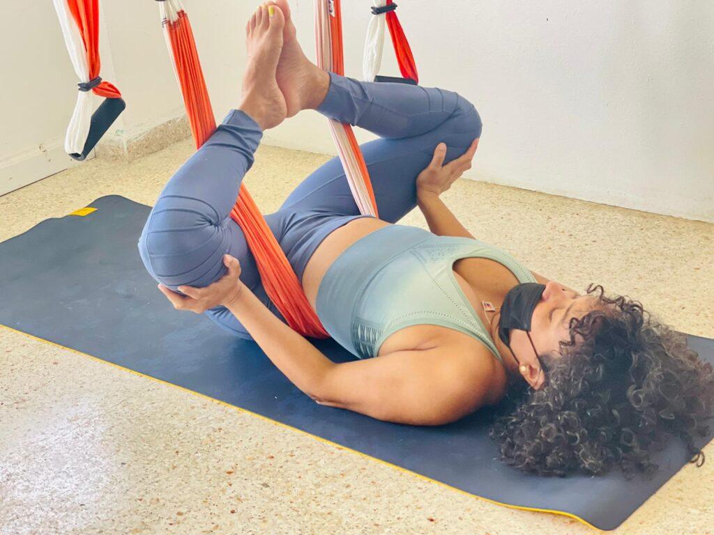 yoga aéreo puerto rico