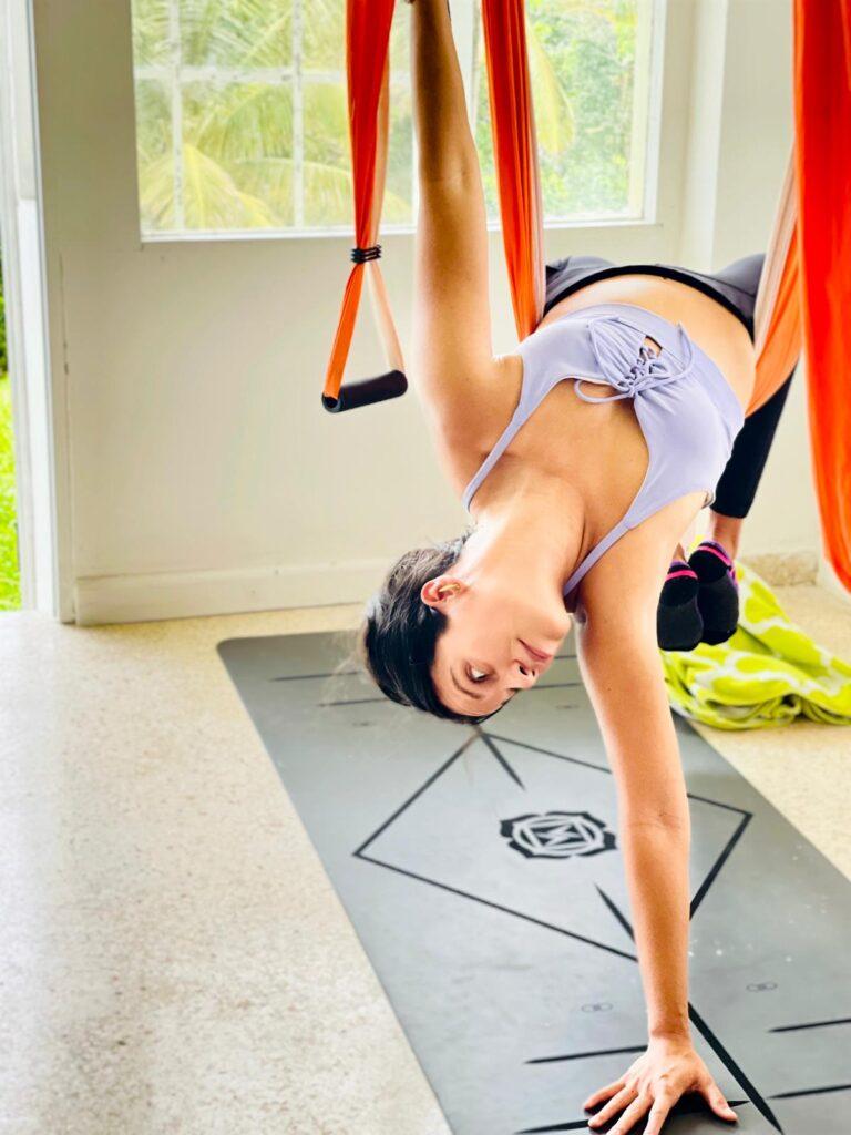 aero yoga anti age