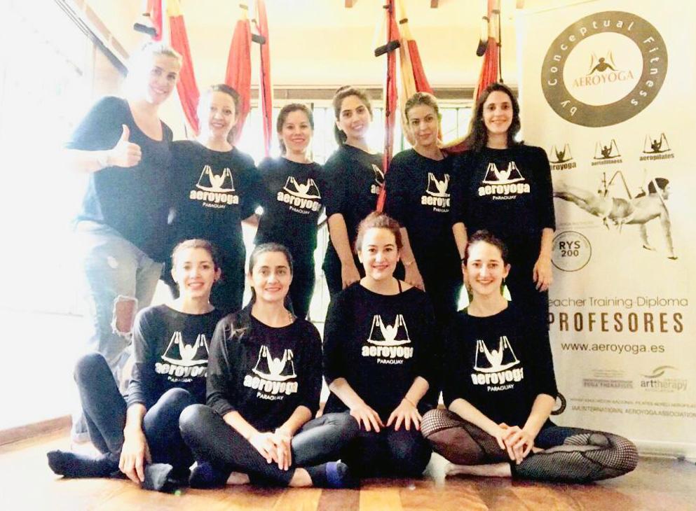 certificacion yoga en puerto rico