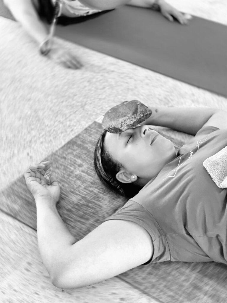 beneficios yoga aérea