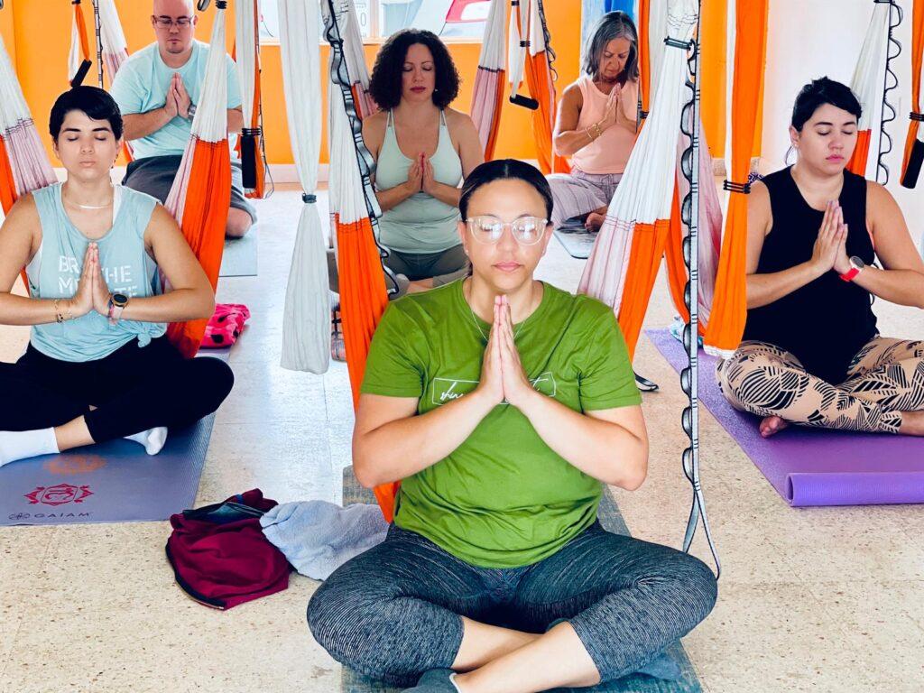 clases meditación puerto rico