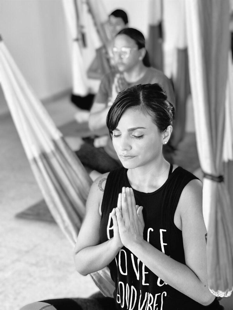 clase meditación
