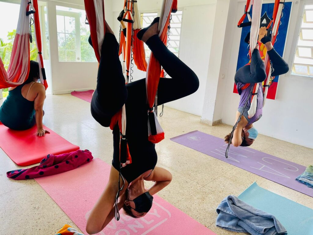 cetificación yoga puerto rico