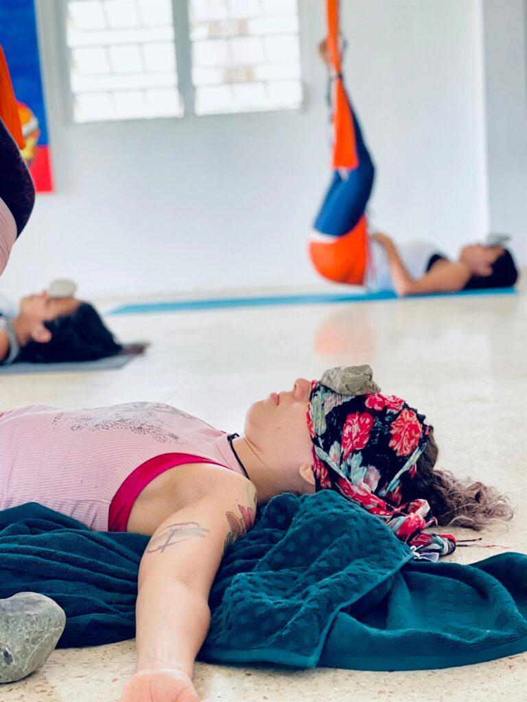 qué es yoga nidra