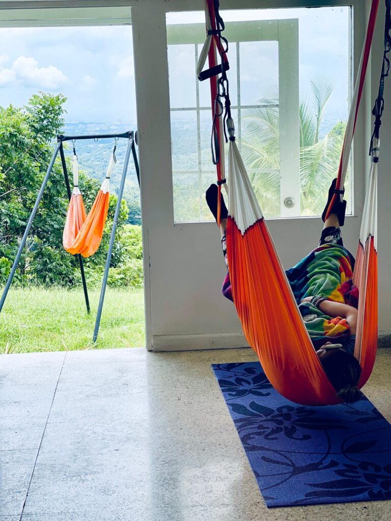 yoga nidra aéreo