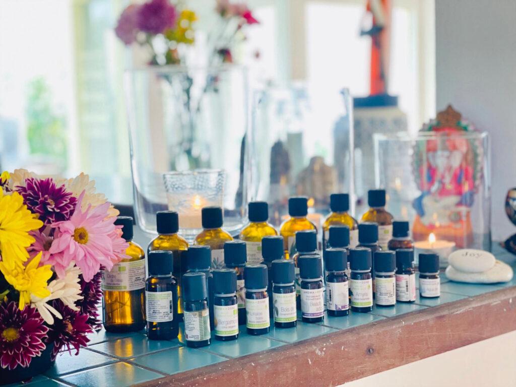 aromaterapia beneficios
