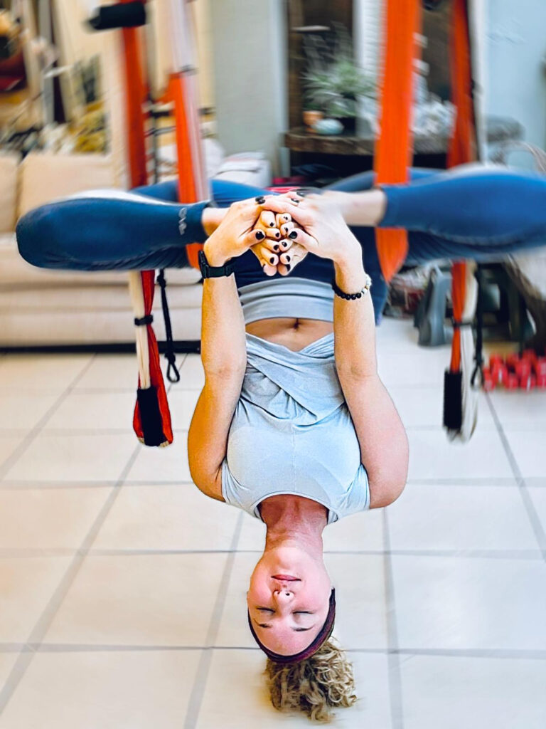 certificacion yoga aérea