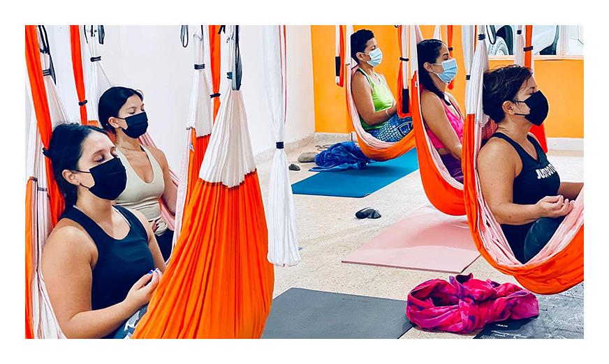 yoga en puerto rico!
