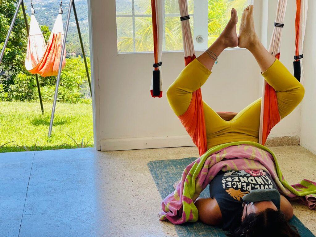 retiro yoga en puerto rico