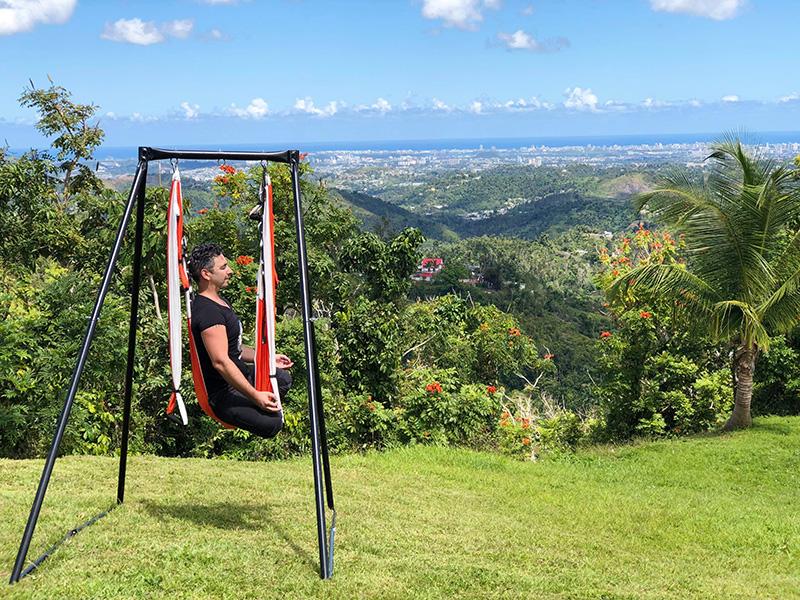 puerto rico meditation
