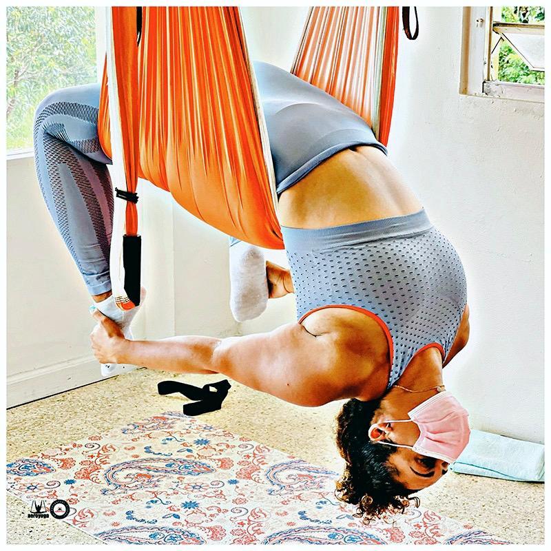 puerto rico aerial yoga